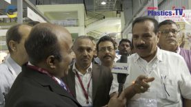Mr. D. V. Sadananda Gowda, Honorable Union Minster, Chemical and Petrochemical, Government of India, South India's Largest Plastics Show at BIEC, Bangalore, IPLEX 2019, Says Plastics is Not Bad if the Mindset of the people have to be changed,